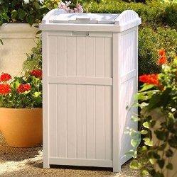 garbage-shed