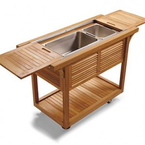 teak-bar-cart-cooler