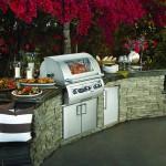 Custom Outdoor Kitchen Island Components