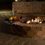 DIY Stone Fire Pit Kits