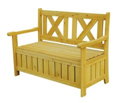 Outdoor Patio Storage Benches