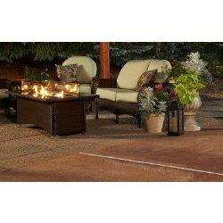 Rectangular Propane Fire Table