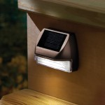 Solar Step Lights For Decks