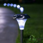 Patio Umbrella Solar Lights