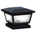 BEST 4×4 Solar Post Cap Lights