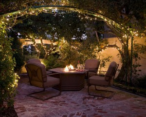 Backyard Patio Lighting Ideas