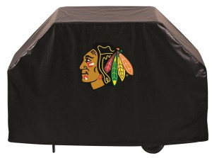 Chicago Blackhawks Grill Cover