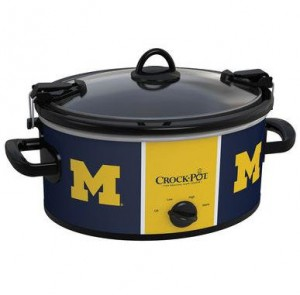 College Crock Pot