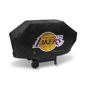 LA Lakers Grill Cover