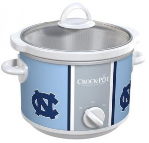 North Carolina Tarheels Crock Pot