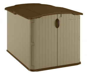 Suncast storage shed