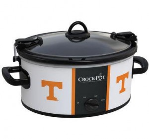 Tennessee Volunteers Crock Pot