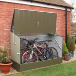 5 Best Bike Storage Sheds