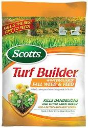 fall grass fertilizer