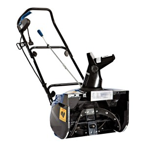 sunjoe 13 electric snow thrower